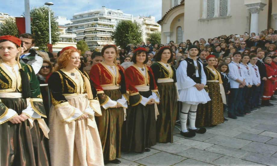 2015-11-30: Συμμετοχή ΛτΕΠ στις εκδηλώσεις Εορτασμού του Πολιούχου Πατρών Αποστόλου Ανδρέα