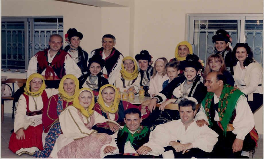 2002-05-10: Γιορτή Αγίου Νικολάου στο Σαραβάλι Πατρών