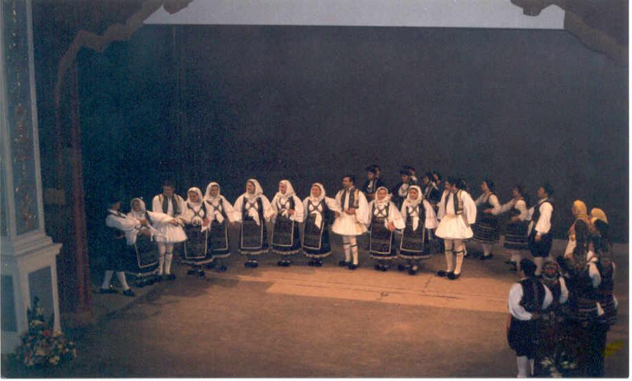 1999-11-28: Συμμετοχή στις Εκδηλώσεις της 116 Πτέρυγα Μάχης στο Δημοτικό Θέατρο Απόλλων