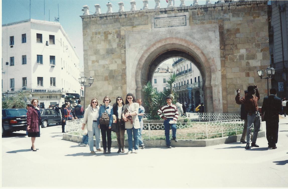1994-04-14 έως 26 - Ταξίδι στη Τυνησία