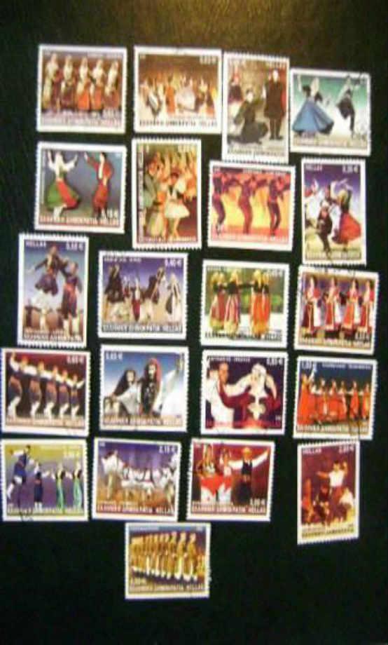 2002 - Ελληνικοί Χοροί