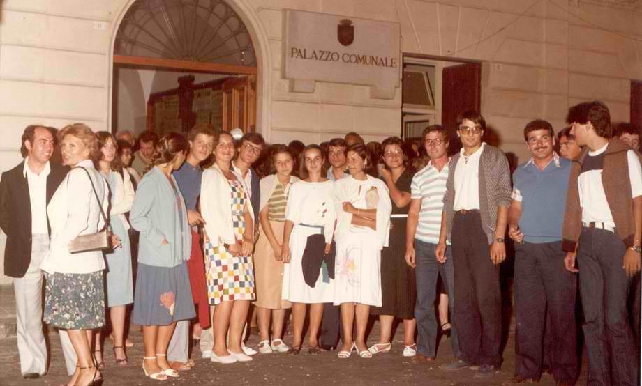 1ο Ταξίδι στα Ελληνόφωνα Μέρη της Κάτω Ιταλίας