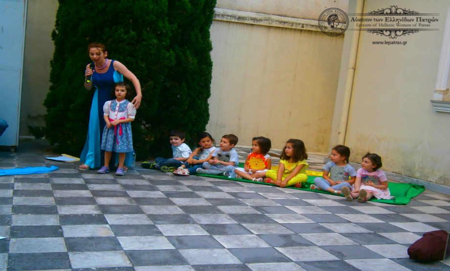 2017-06-12: Τα παιδιά μας λένε Λαϊκά Παραμύθια