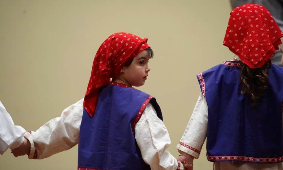 2008-12-21: Χριστουγεννιάτικη Εκδήλωση Παιδικών Ομάδων στο Συνεδριακό και Πολιτιστικό Κέντρο του Πανεπιστημίου Πατρών