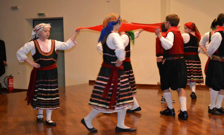 2012-12-09: Χριστουγεννιάτικη Εκδήλωση Παιδικών Ομάδων - Συνεδριακό και Πολιτιστικό Κέντρο Πανεπιστημίου Πατρών