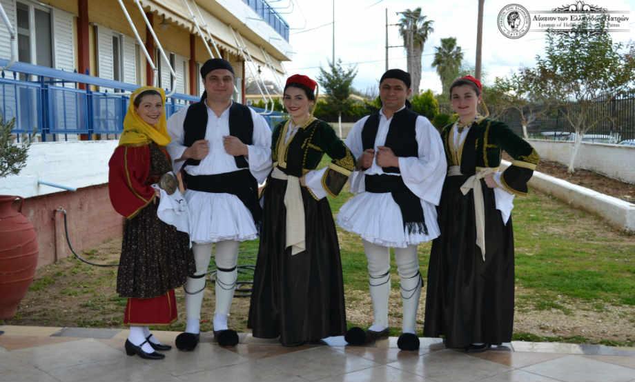 2015-03-01:Συμμετοχή Χορευτικής Ομάδας του ΛτΕ Πατρών σε εκδηλώσεις στη Βάρδα Ηλείας έπειτα από πρόσκληση του Σεβασμιότατου Μητροπολίτη Ηλείας ΓΕΡΜΑΝΟΥ