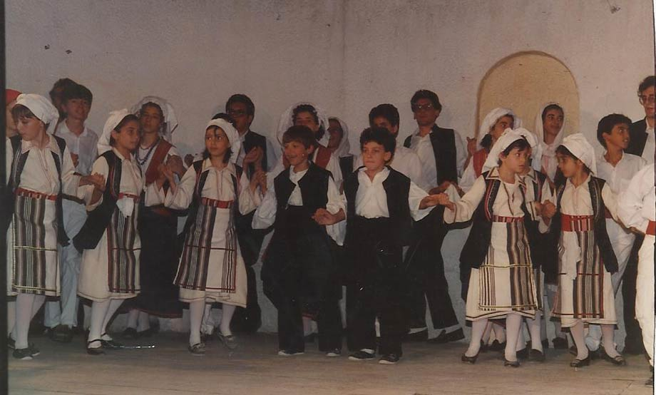 1988-06 - Παιδική Παράσταση στο Λαϊκό Θέατρο