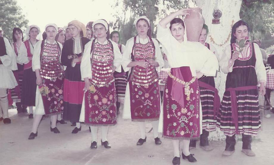 1982-05_Μαγιάτικη Εκδήλωση στο Γηροκομειό