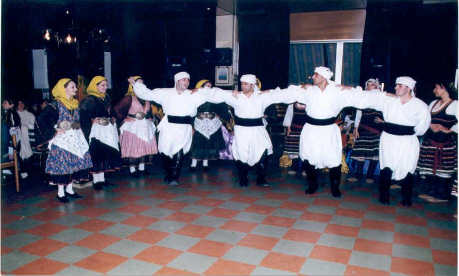 2000-05-10: Γιορτή Αγίου Νικολάου στο Σαραβάλι Πατρών