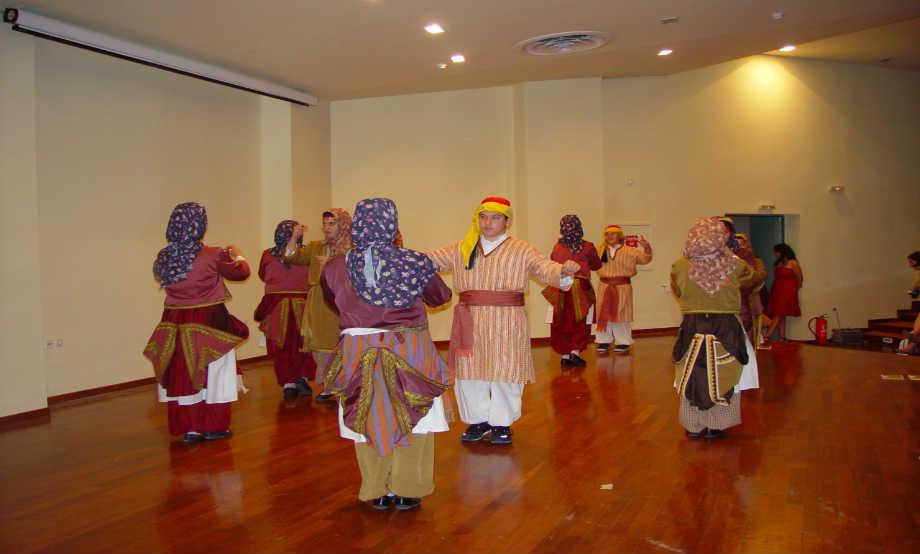 2010-06-13: Καλοκαιρινή Εκδήλωση Παιδικών Ομάδων - Συνεδριακό και Πολιτιστικό Κέντρο Πανεπιστημίου Πατρών