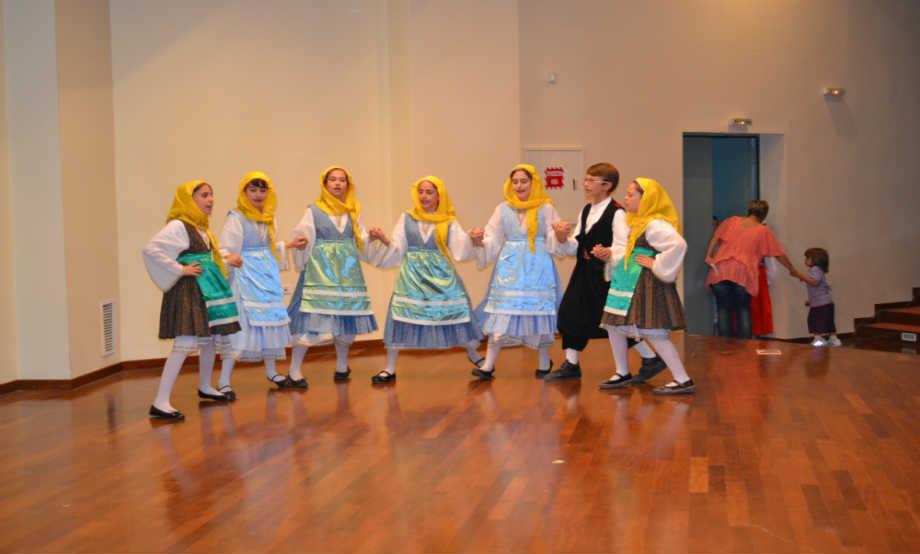 2011-06-19: Καλοκαιρινή Εκδήλωση Παιδικών Ομάδων - Συνεδριακό και Πολιτιστικό Κέντρο Πανεπιστημίου Πατρών