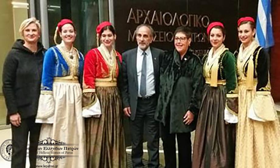 2018-01-13: Συμμετοχή Λυκείου των Ελληνίδων Πατρών στην Έκθεση Ντοκουμέντων «Αχαΐα 1934 -1944 δέκα χρόνια αγώνων και ελπίδων» στο Αρχαιολογικό Μουσείο της Πάτρας που θα εγκαινιάει ο Πρόεδρος της Δημοκρατίας Προκόπης Παυλόπουλος.