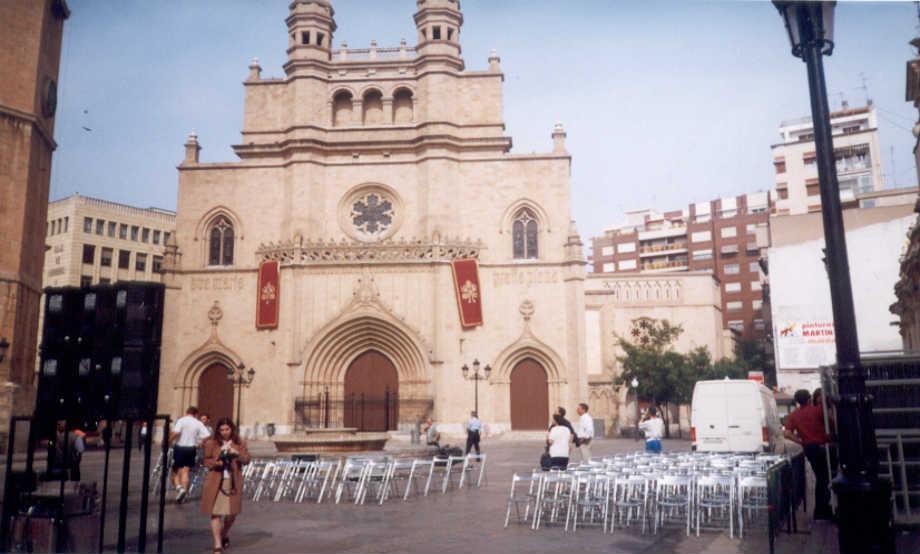 1999-05-12 έως 05-18: Συμμετοχή στο Διεθνές Φεστιβάλ στο Castellon της Ισπανίας