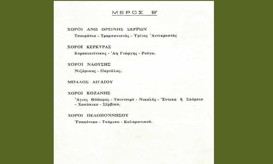1979-04-07: 1η Παράσταση - Δημοτικό Θέατρο Απόλλων 8/8