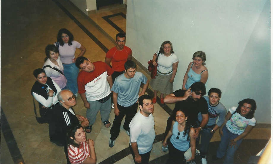2004-05-16 έως 05- 22: Συμμετοχής στο Διεθνές Φεστιβάλ στην Antalya της Τουρκίας