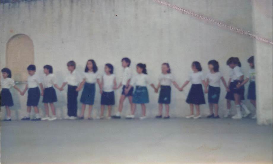 1989-06 - Παιδική Παράσταση στο Λαϊκό Θέατρο