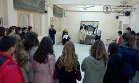 2016-12-02: Επίσκεψη Μαθητών Εκπαιδευτηρίων Αναγέννησης