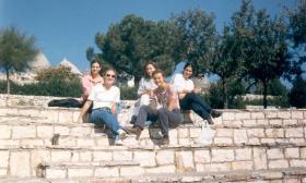 1995-09-29 έως 10-03 - Ταξίδι στο Μπάρι στη περιοχή AlberoBello της Ιταλίας