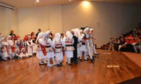 """2012-04-11: """"Τα Πασχαλιάτικα: Από την Καθαρά Δευτέρα στην Κυριακή του Πάσχα"""" - Πασχαλιάτικη Εκδήλωση Παιδικών Ομάδων - Συνεδριακό και Πολιτιστικό Κέντρο Πανεπιστημίου Πατρών"""