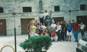 2001-06-29 έως 07-02 - Ταξίδι Στο Μεταπόντο Ιτάλιας