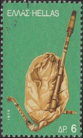 1975  Έκδοση Λαϊκά Μουσικά Όργανα - Γκάϊντα