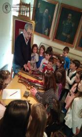 2017-03-24: Επίσκεψη στο Ιστορικό & Εθνολογικό Μουσείο Πατρών