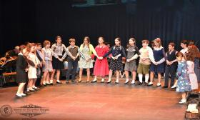 2017-03-19: Ένα Βιολί Διηγείται...!!!! - Μουσικοχορευτική Παράσταση Παιδικών Ομάδων Λυκείου των Ελληνίδων Πατρών