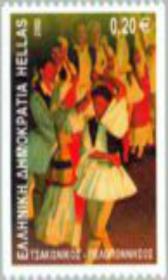 2002 - Πελοπόννησος - Τσακώνικος