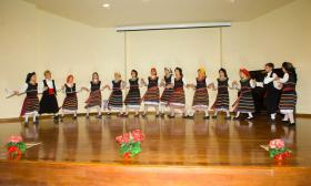 2007-12-16: Χριστουγεννιάτικη Εκδήλωση Παιδικών Ομάδων στο Συνεδριακό και Πολιτιστικό Κέντρο του Πανεπιστημίου Πατρών