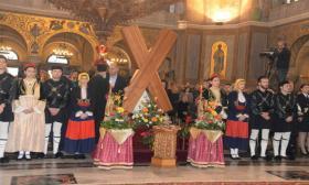 2014-11-29: Συμμετοχή ΛτΕΠ στις εκδηλώσεις Εορτασμού του Πολιούχου Πατρών Αποστόλου Ανδρέα