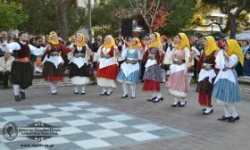 """2014-04-30: """"Γιορτή των Χορευτικών Συγκροτημάτων"""""""