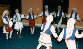 2004-12-18 - Παιδική Παράσταση στο Europa Center