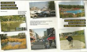 1988-07-15 έως 21: Αφίσα από το Διεθνές Φεστιβάλ στο Brunssum της Ολλανδίας 3/5