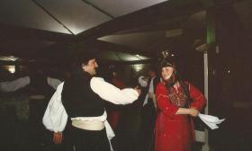 1997-05-13 έως 17 - Ταξίδι στη Νάπολη της Ιταλίας