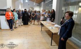 2016-10-12: Εκγαίνια Έκθεσης Οπτικοακουστικού Υλικού με αφορμή των Εορτασμό των 40 Χρόνων από την Επανίδρυσή του Λυκείου των Ελληνίδων Πατρών
