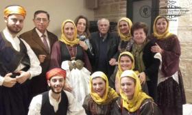 """2016-12-01: Συμμετοχή Λυκείου των Ελληνίδων Πατρών σε τιμητική εκδήλωση για τον κ. Μαρινάκη με θέμα τη """"Σμύρνη"""" στο Ξενοδοχείο """"Βυζαντινό"""""""