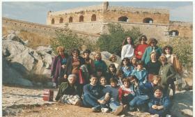 1984-11-04: Εκδρομή στο Ναύπλιο