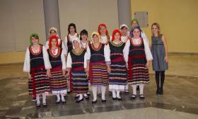 2009-12-16: Χριστουγεννιάτικη Εκδήλωση Παιδικών Ομάδων στο Συνεδριακό και Πολιτιστικό Κέντρο του Πανεπιστημίου Πατρών