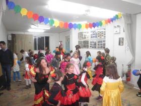 2014-02-28: Αποκριάτικο Πάρτυ Μασκέ Παιδικών Ομάδων του ΛτΕΠ