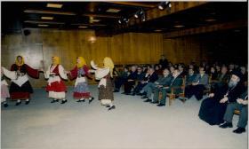 2003-03-25: Συμμετοχή στις Εκδηλώσεις του Πανεπιστημίου Πατρών για την 25η Μαρτίου