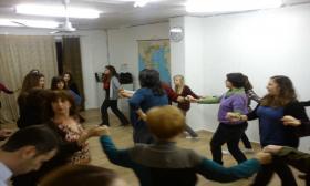 2012-01-28: Κοπή Πίτας στην Αίθουσα του Λυκείου Ελληνίδων