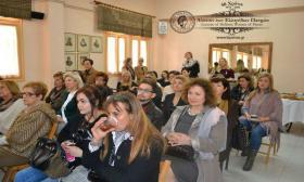 2016-02-28: Το Λύκειον των Ελληνίδων Πατρών έκανε «ΑΛΜΑ ΖΩΗΣ» στην Ζωή της Γυναίκας