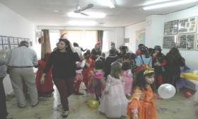 2013-03-09: Παιδικό Αποκριάτικο Πάρτυ στην Αίθουσα του Λυκείου Ελληνίδων