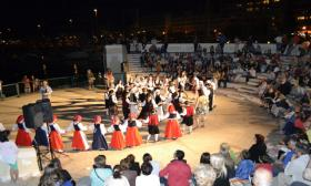 2013-06-13: Καλοκαιρινή Εκδήλωση Παιδικών Ομάδων - Θεατράκι Μαρίνας
