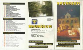 1988-07-15 έως 21: Αφίσα από το Διεθνές Φεστιβάλ στο Brunssum της Ολλανδίας 5/5